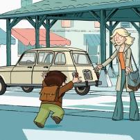 Ma Maman est en Amérique, elle a rencontré Buffalo Bill - Yvette