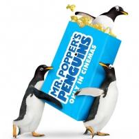 Les pingouins et les pop-corn