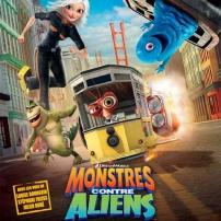 Affiche de Monstres contre Aliens