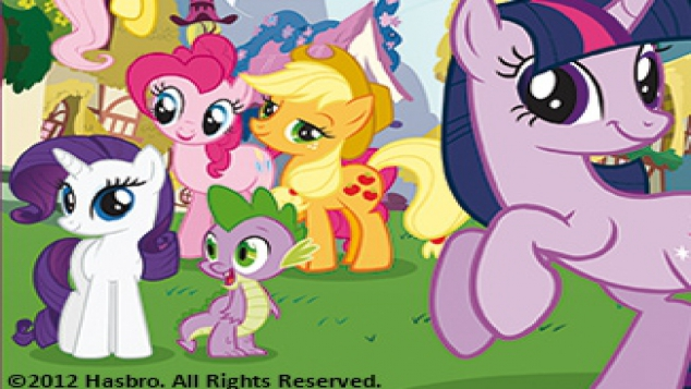 My Little Pony en DVD !