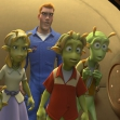 Chuck et la famille