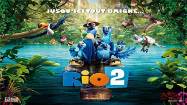 Rio 2 Rio 2 : enfin en DVD et Blu-Ray !