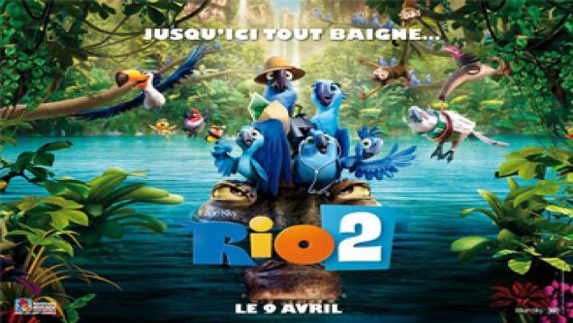 Les Personnages de Rio 2