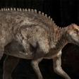 Sur la Terre des Dinosaures - Edmontosaurus