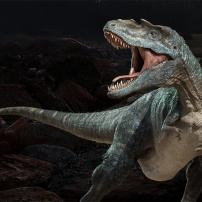 Sur la Terre des Dinosaures - Gorgon