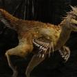 Sur la Terre des Dinosaures - Hesperonychus