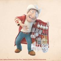 Tad l'Explorateur - Freddy