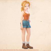 Tad l'Explorateur - Sara