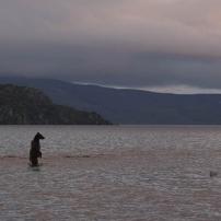 Terre des ours - Au milieu de l'eau