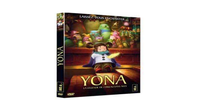 Yona en DVD