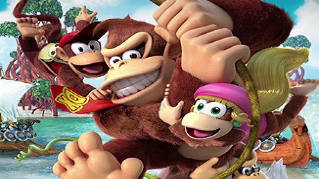 Donkey Kong Country : Tropical Freeze sur WiiU