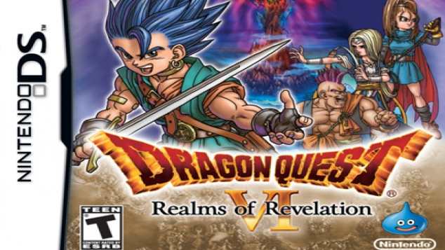 Dragon Quest VI sur Nintendo DS