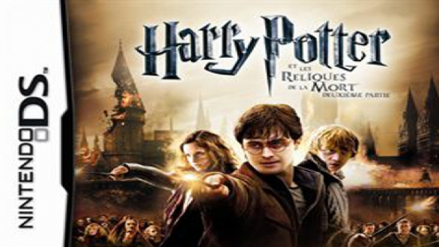 Harry Potter sur Nintendo DS