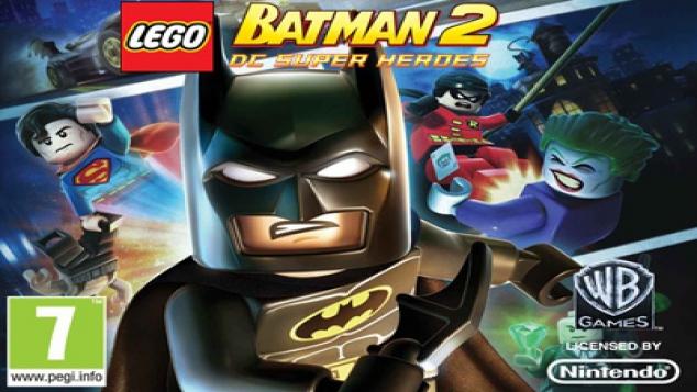 Les captures d'écran de Lego Batman DC Super Heroes