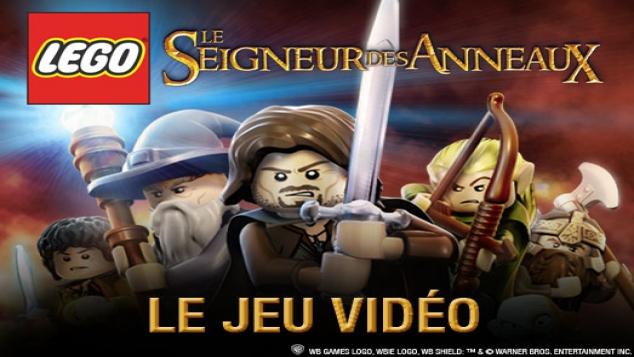 Jeu Lego : Le Seigneur des Anneaux - Les images