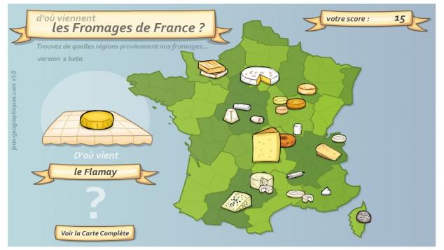 Jeux geographiques.com
