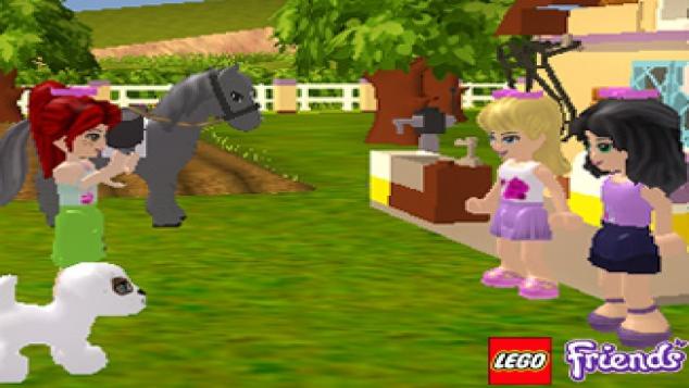 Le jeu LEGO® FRIENDS