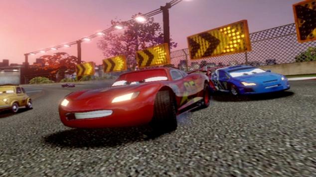 Le jeu vidéo Cars 2