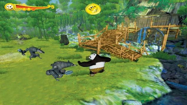 Le jeu vidéo Kung Fu Panda 2
