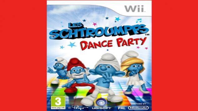 Les Schtroumpfs Dance Party