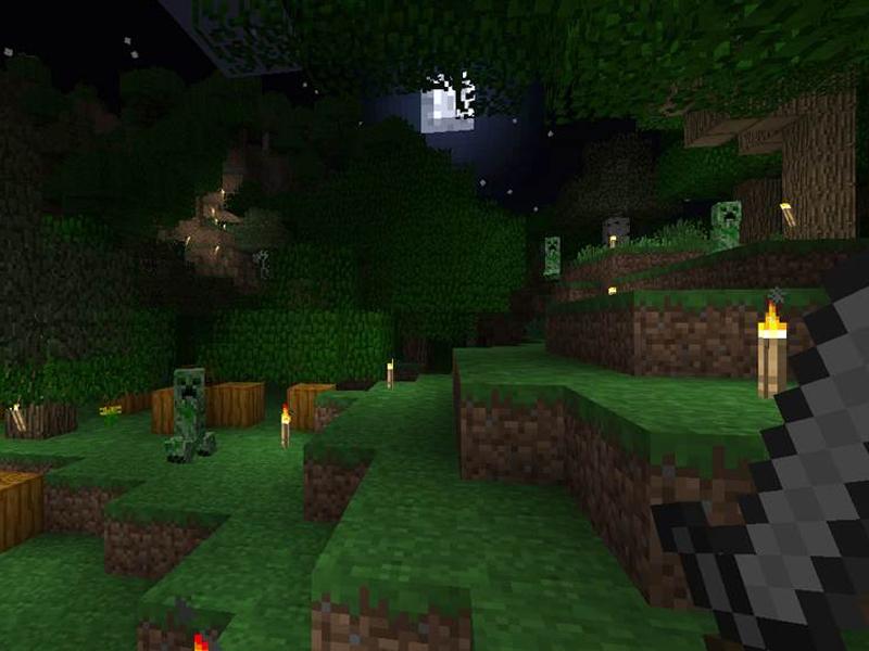 Minecraft d barque sur xbox 360 jeux vid o quoi d 39 neuf gulli - Jeux video de minecraft ...