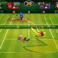La partie de tennis