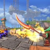 Spyro à l'attaque !