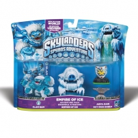 "Pack ""Aventure : Empire of Ice"""