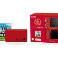 Le pack DSi XL rouge
