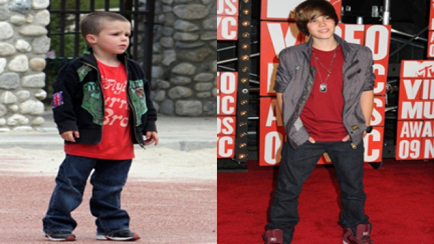 Cruz Beckham vs Justin Bieber