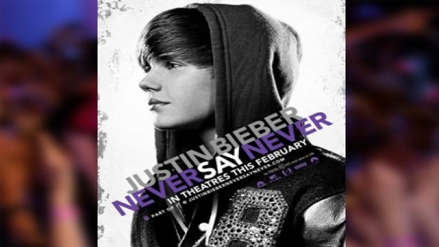Justin Bieber au cinéma !