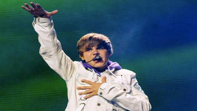 Justin Bieber vexe le Premier ministre israélien