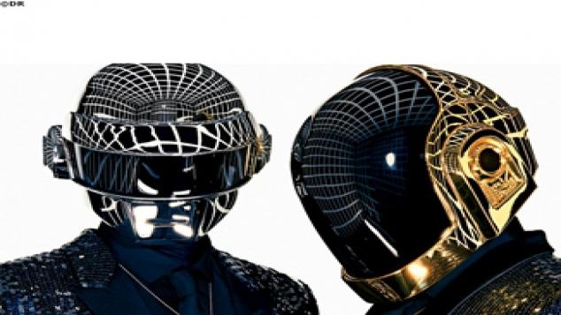 Le succès planétaire de Daft Punk