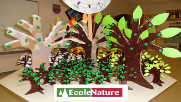6ème édition  du concours EcoleNature