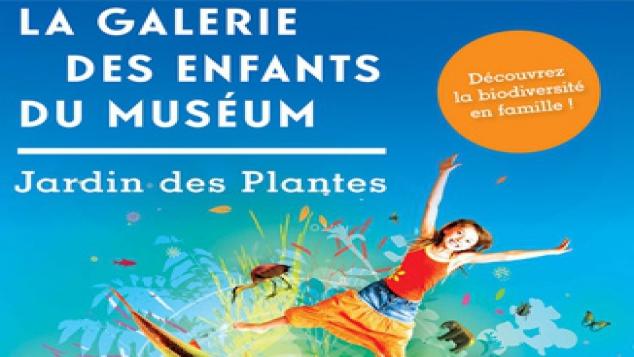 La Galerie des Enfants - Le Museum d'Histoire Naturelle