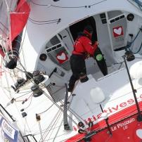 bateau Initiatives Coeur - Vendée Globe
