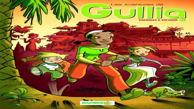 Les aventures de Gullia - Tome 1