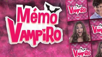Jeu Chica Vampiro - Mémo Vampiro