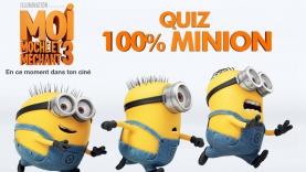Quiz 100% Minion