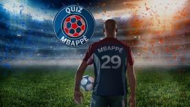 Quiz Kylian Mbappé