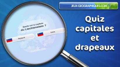 Quiz Capitales et Drapeaux d Europe