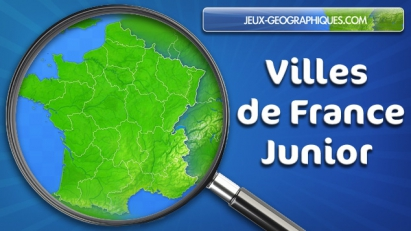 Villes de France Junior