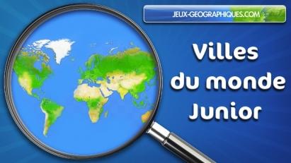 Jeu Villes du Monde Junior