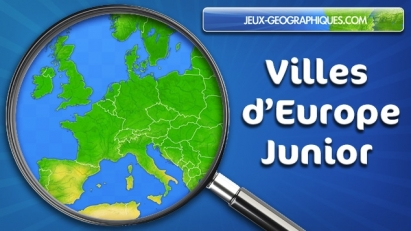 Villes Europe Junior