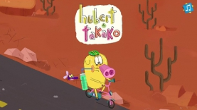 Jeu Hubert & Takako : Hubert perd les pédales