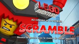 Jeu La Grande Aventure LEGO® - Scramble
