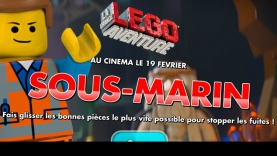 Jeu La Grande Aventure LEGO® - Sous-marin