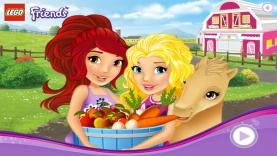 Joue avec Lego Friends - Le ranch du Soleil