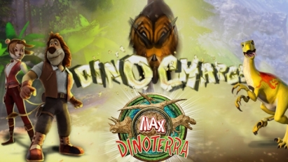 Glace Max : Dino Charge