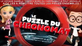 Le puzzle du Chronomat